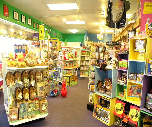 玩具店装修设计