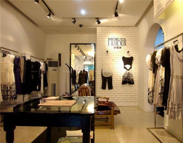 小服装店装修设计