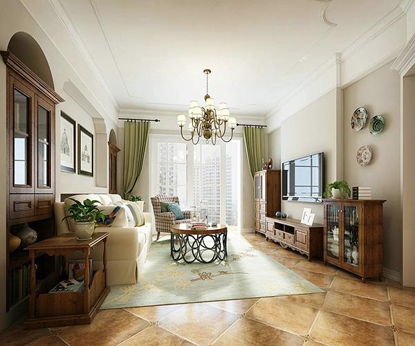 美式装修风格特点 美式装修一般要多少钱 美式风格装修注意事项