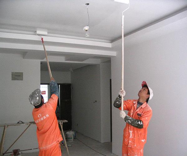 施工队装修
