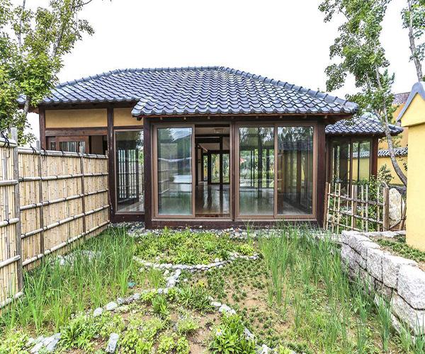 日式风格别墅