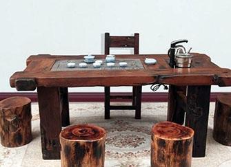 花梨木茶桌