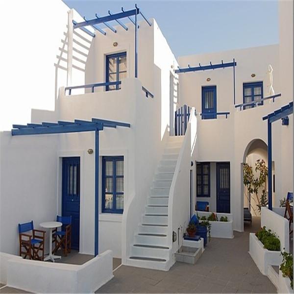 地中海风格别墅设计