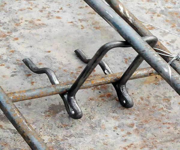 马凳筋设置