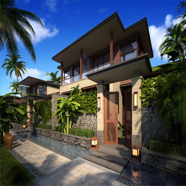 东南亚建筑风格