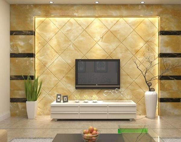 电视墙造型