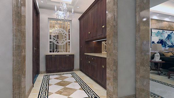 玄关是什么位置 玄关有什么作用 玄关如何设计装修