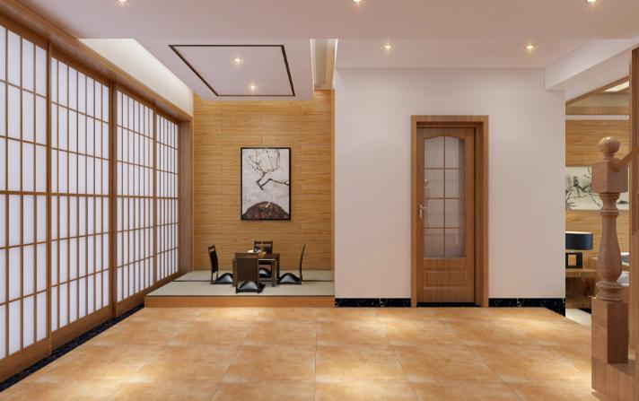 现代日式风格