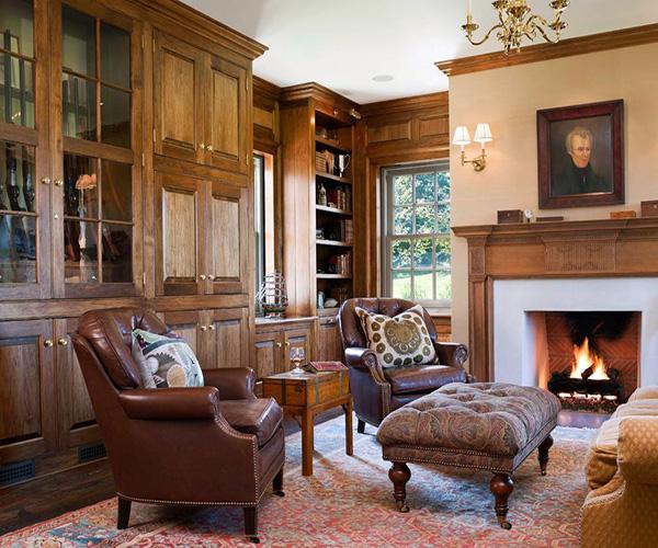 壁炉设计原理 壁炉设计尺寸 燃木真火壁炉设计方法
