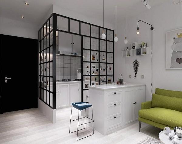 40平米公寓装修