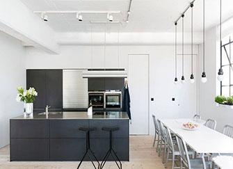 厨房简约装修如何设计 厨房简约风格有哪些 厨房简约装修价格