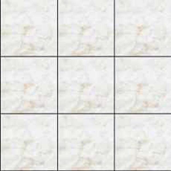白色地板砖保养