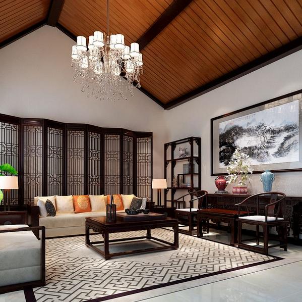 中式装修家具搭配