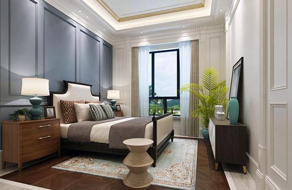 中式墙面用什么颜色 中式墙面颜色搭配技巧 中式墙面颜色搭配效果案例