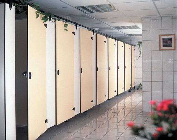 卫生间隔断板材