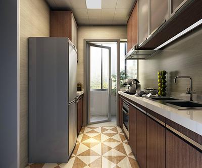厨房地面防水