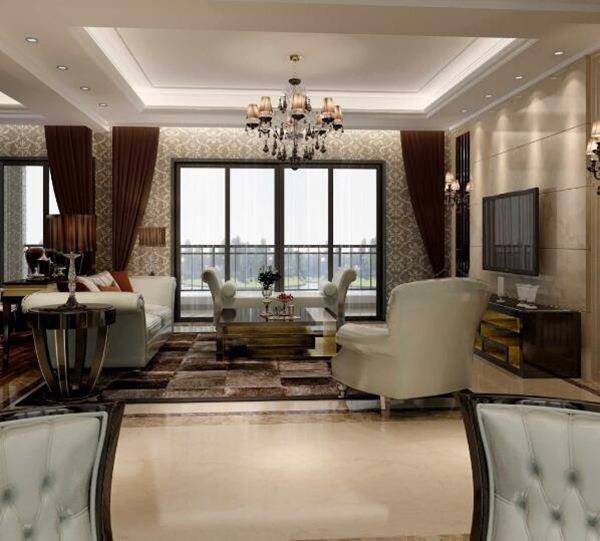 客厅飘窗如何设计 客厅的飘窗怎么做好看 客厅飘窗装修效果案例