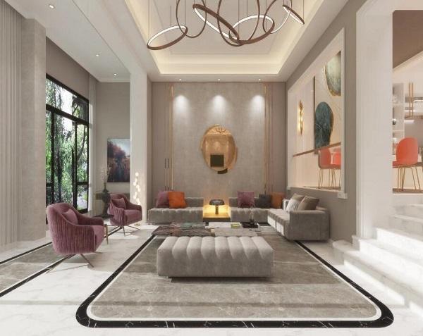 大三居装修风格 大三居装修费用 大三居欧式装修效果图案例