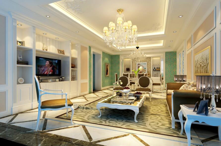 欧式装修用什么地板 欧式风格什么颜色地板 欧式装修地板颜色搭配