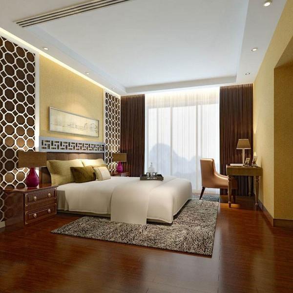 卧室装修木地板