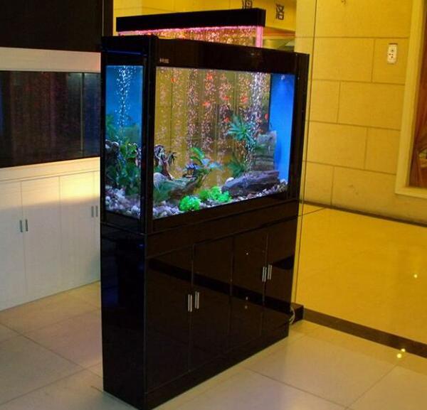 鱼缸摆放位置