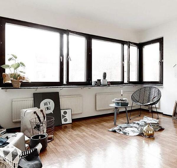 客廳飄窗怎么裝修 小戶型客廳飄窗怎么裝修 沙發背靠飄窗客廳裝修