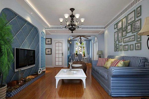 客廳沒有飄窗怎么裝修 客廳沒飄窗的裝修設計