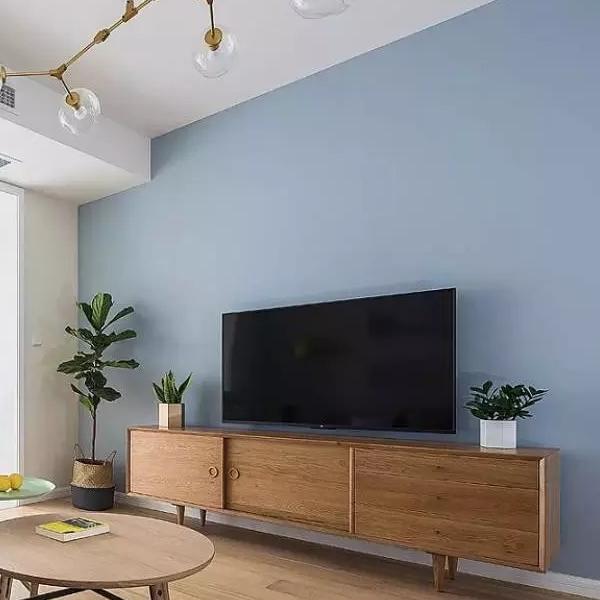 客厅墙面颜色搭配