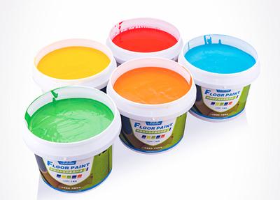 工业油漆和家用油漆