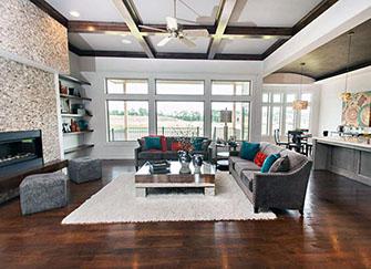 实木地板和强化地板区别 实木地板和强化地板优缺点