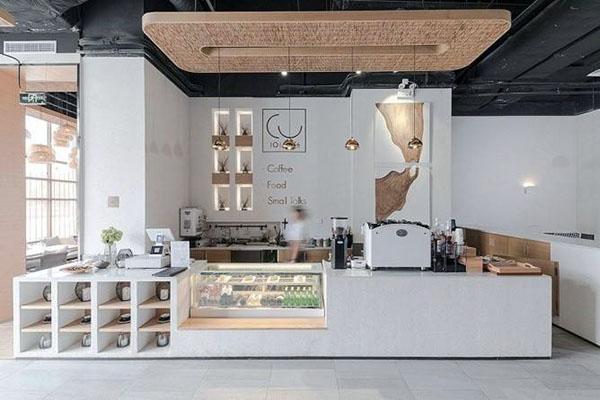 蛋糕店裱花间装修