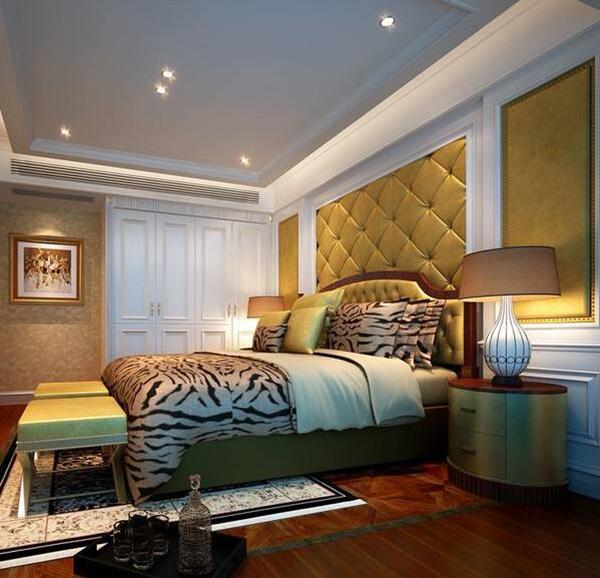 不规则卧室装修