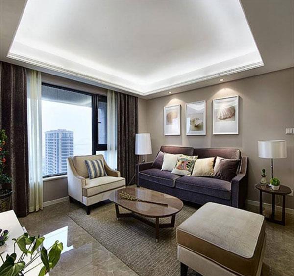 30平客厅吊顶装修要多少钱一平方 30平客厅吊顶装修要多少钱