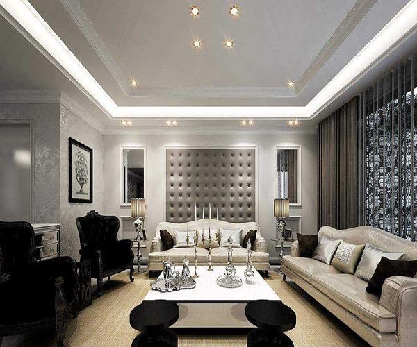 客厅装修吊顶材料有哪些 客厅吊顶装修用哪种材料好