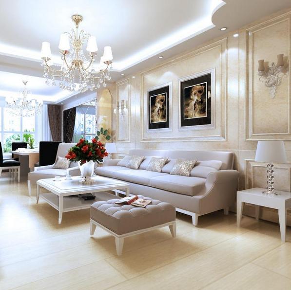 欧式装修客厅沙发风格 欧式装修客厅沙发材质 欧式装修客厅沙发搭配技巧
