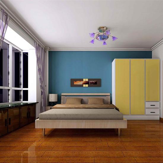 客厅和卧室墙壁颜色要一样吗 客厅墙面灰色卧室什么颜色 客厅与卧室装修墙面颜色搭配