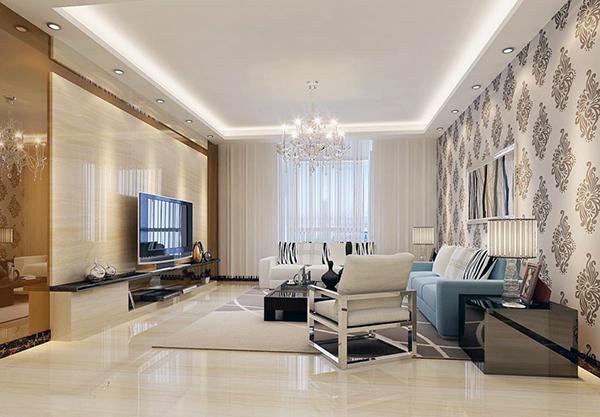 简约装修客厅买什么沙发好看 简约客厅可以放红木沙发吗 客厅沙发不同颜色搭配