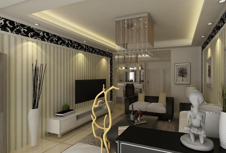 装修客厅墙布什么颜色好看吗 装修客厅墙布颜色选择 装修客厅墙布颜色搭配
