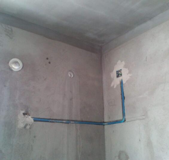 半包装修空调孔