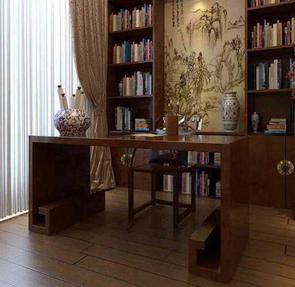 书房装修风水禁忌