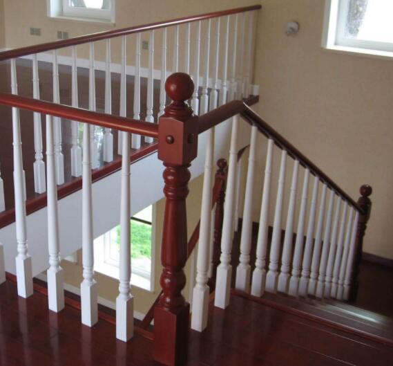楼梯扶手款式