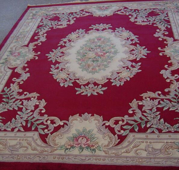 手工地毯编制方法及花样 手工地毯价格 手工地毯如何清洗
