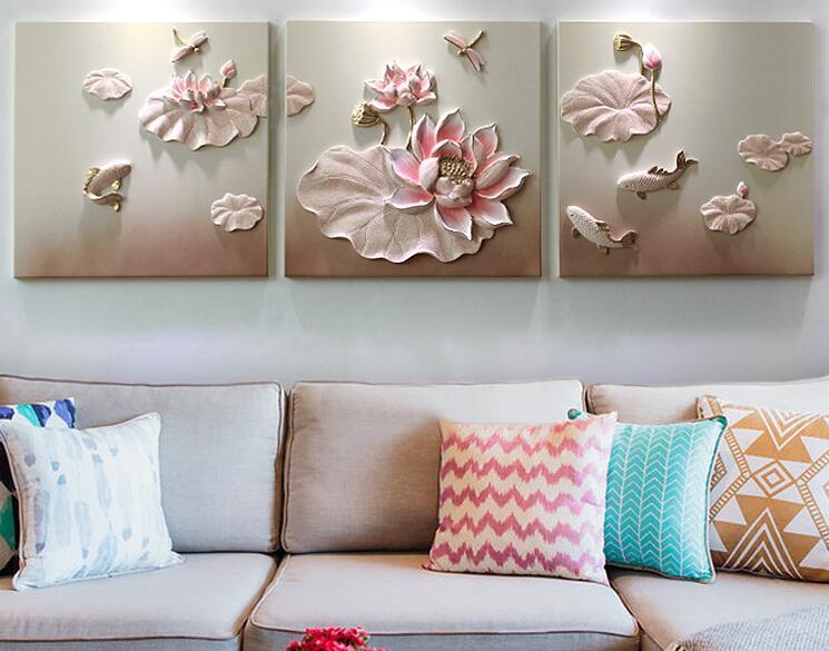 立体装饰画简介及分类 立体装饰画材料及生产流程 立体装饰画设计注意事项