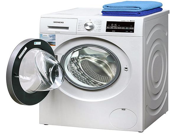 西门子洗衣机使用