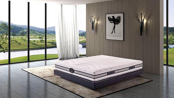 乳胶床垫价格