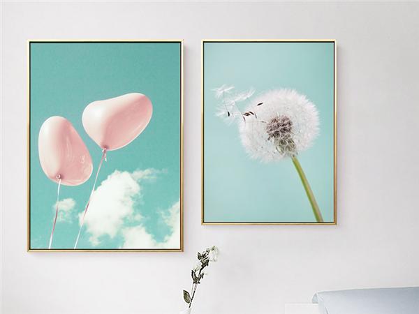 室内装饰画图片及价格 室内装饰画材料 室内装饰画挂法讲究