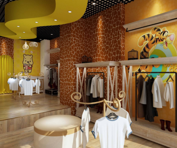 儿童服装店如何装修 儿童服装店装修风格设计 儿童服装店装修多少钱