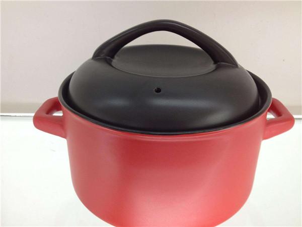 陶瓷锅使用