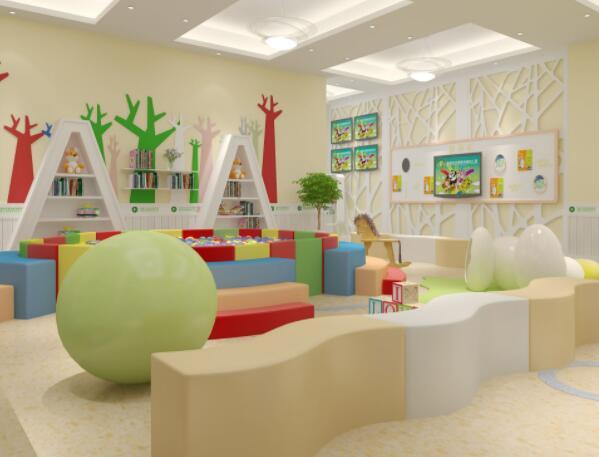小型幼儿园怎么装修 小型幼儿园装修设计 小型幼儿园装修案例