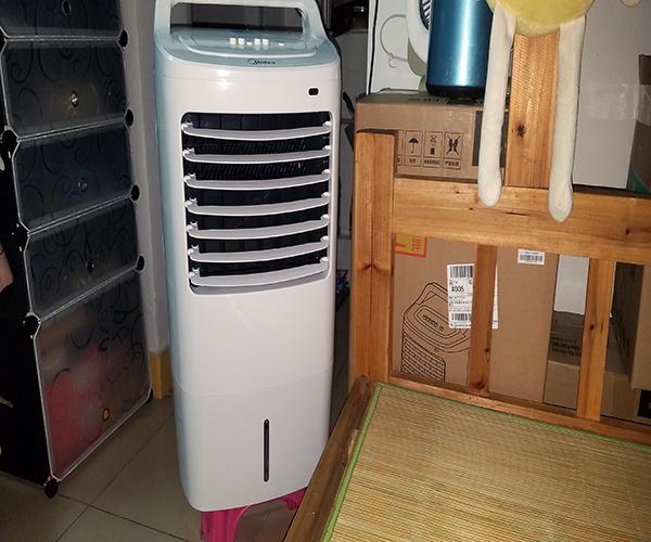 制冷电风扇